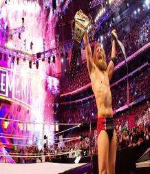 صور: مسيرة دانيال براين الأسطورية في WWE