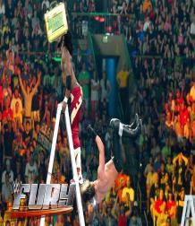 WWE Fury تقدم : 17 باك دروب رهيبة