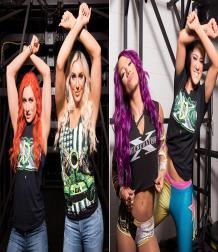 نجوم و نجمات WWE يحتفلون بمرور 20 عاما على ظهور دي جنريشن أكس !