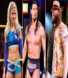 نجوم راو و سماكداون الذين نافسوا في NXT