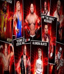 تعرفوا على كل نجوم و نجمات WWE 2K19