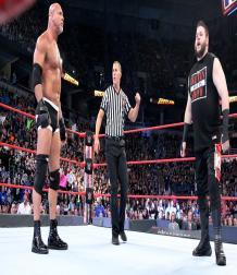 فاست لين 2017: جولدبيرج بطل WWE بعد 14 عاما