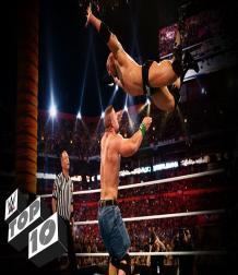 أقوى 10 حركات عكسية حدثت في WWE