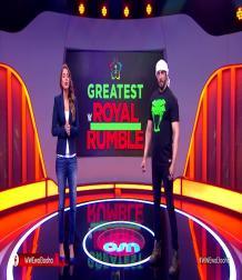 برنامج WWE ولعوها :السعودية على موعد مع أعظم رويال رامبل - 8 مارس 2018