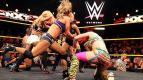 مواجهة باتل رويال لتحديد المتحدية الأولى للقب NXT للسيدات - 13 يناير 2016